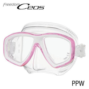 TUSA CEOS Freedom Mask Pink