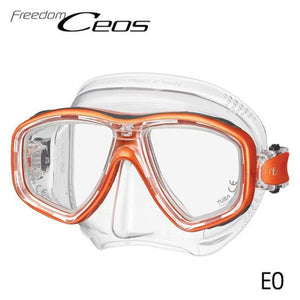 TUSA CEOS Freedom Mask Orange
