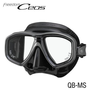 TUSA CEOS Freedom Mask Black/ Black