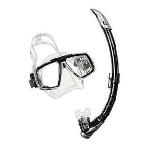 Aqualung LOOK Mask Set Clear
