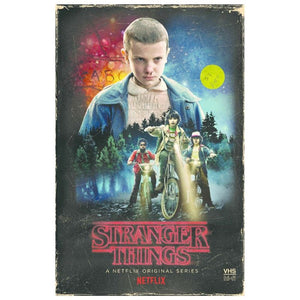 Stranger Things Season 1 DVD + Blu-Ray Collector's Edition Box Set