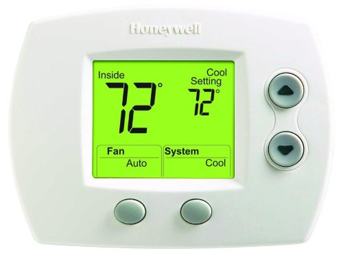 Honeywell TH5110D1006 Honeywell Non-Programmable Thermostat, Up To 1 Heat/1 Cool 1 Pack