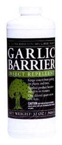 Garlic Barrier 32 oz Insect Repellent White
