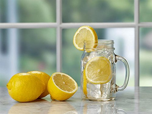 Ball Regular Mouth Drinking Mason Jar,16 Oz,6 pack