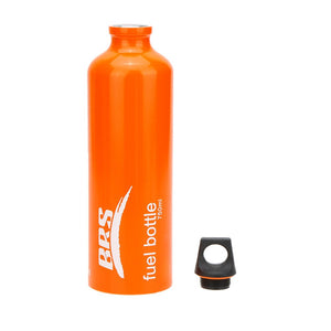 Lixada Outdoor Camping Petrol Diesel Kerosene Alcohol Liquid Gas Tcank Fuel Storage Bottle 530ml/750ml 750ml