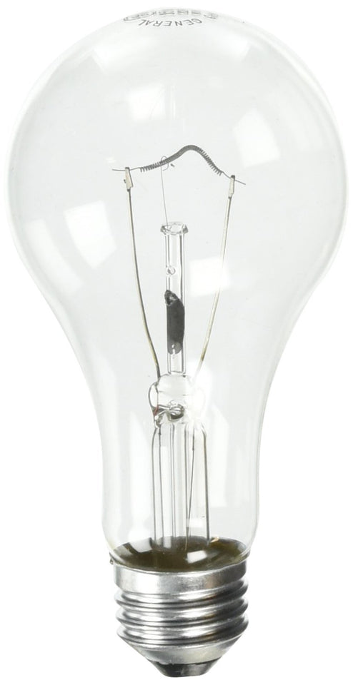 GE Lighting 16068 150-Watt A21 Crystal Clear