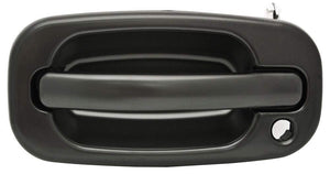 Parts N Go 1999-2007 Chevy Yukon Door Handle Driver Side Left Hand LH Black - 15150735, GM1310140