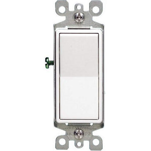Leviton 107-5603-2WS 3-WAY Switch White N/A