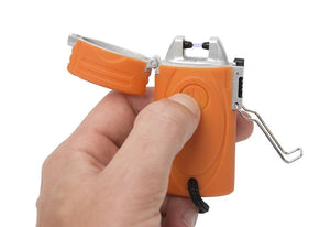UST TekFire Fuel-Free Lighter,orange