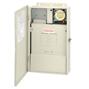 Intermatic T40004RT1 Pool Panel with Transformer 100-Watt, Color