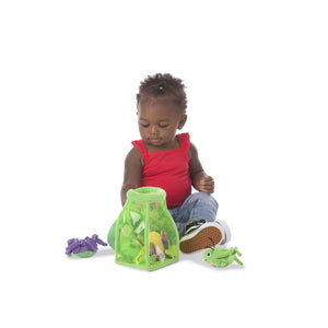 Melissa & Doug First Play Bug Jig Fill & Spill Standard Packaging
