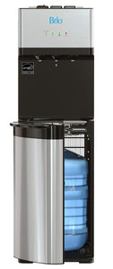 Brio Self Cleaning Bottom Loading Water Cooler Water Dispenser – Limited Edition - 3 Temperature Settings - Hot, Cold & Cool Water - UL/Energy Star Approved