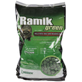 Neogen Ramik Green Fish Flavored Weather Resistant Rodenticide Nuggets, 4 lb bag 4-pound pouch