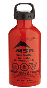 MSR Liquid Fuel Bottle 11 Ounce