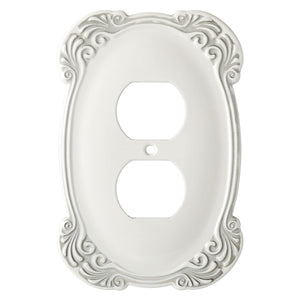 Arboresque Single Duplex Wall Plate, Packaging may Vary