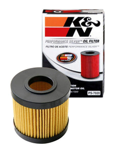 K&N Premium Oil Filter: Designed to Protect your Engine: Fits Select LEXUS/TOYOTA/LOTUS/SCION Vehicle Models (See Product Description for Full List of Compatible Vehicles), PS-7020 Single