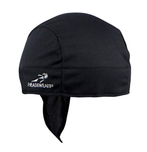 Headsweats Super Duty Shorty Beanie and Helmet Liner One Size Black