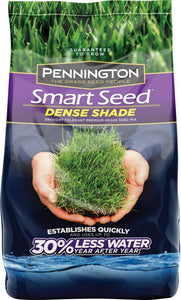 Pennington Smart Seed Dense Shade Grass Seed, 7 lb 7 Pound