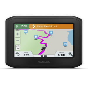 Garmin Zumo 396 LMT-S, Motorcycle GPS with 4.3-inch Display, Rugged Design for Harsh Weather, Live Traffic and Weather