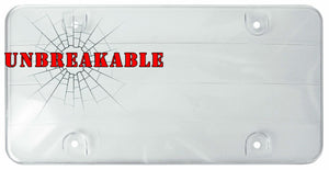 Custom Accessories 92615 Custom Covers Clear Unbreakable Shield 1