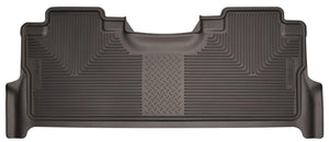 Husky Liners Fits 2017-19 Ford F-250/F-350 Crew Cab - with Factory Storage Box X-act Contour 2nd Seat Floor Mat (with factory box) Fits All X-act Contour 2nd Seat Floor Mat (with factory box) Floor Liners - Second Seat Ez Store USA
