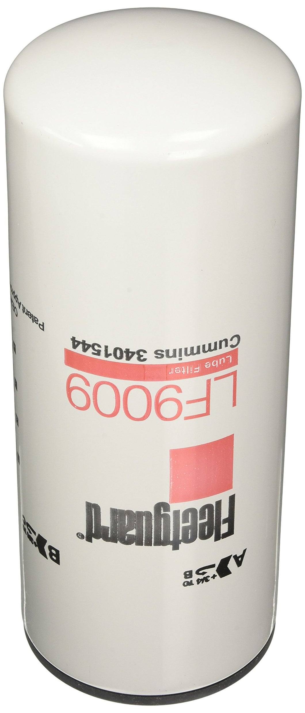 Cummins Filtration LF9009 Oil/Lube Filter, 1 Pack
