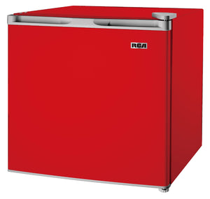 RCA RFR160-Red Fridge, 1.6 Cubic Feet, Red Ez Store USA