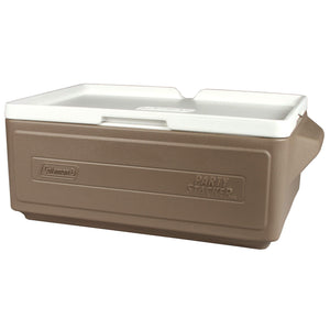 Coleman 24-Can Party Stacker Portable Cooler Gray