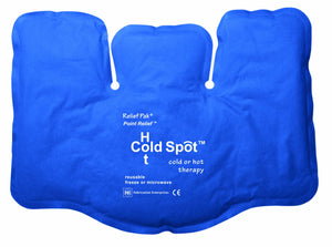 "Relief Pak 11-1298 Cold and Hot Fabric Compress, Tri-Sectional, 8"" x 16"" Tri-Sectional, 8"" X 16"" Ez Store USA"