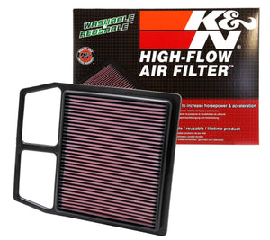 K&N Engine Air Filter: High Performance, Premium, Powersport Air Filter: 2011-2020 CAN-AM (Commander 1000R, DPS, LTD, XT, 800R, Mossy Oak Hunting Ed, X mr, X xc, XC, 1000) CM-8011 Ez Store USA