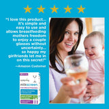 UpSpring Baby Milkscreen Alcohol Test Strips for Breastmilk, 20 Pack of Quick, Accurate Alcohol Breastmilk Test Strips for Home Use for Breastfeeding Moms 20 Count