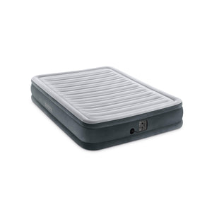 "Intex Dura-Beam Deluxe Comfort Plush Elevated Airbed Series Full (600 Lbs) Mid Rise (13"")"
