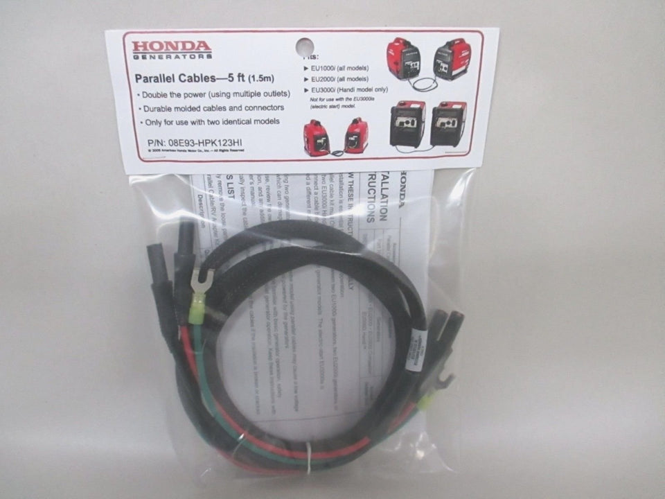 Honda 08E93-HPK123HI Parallel Cables