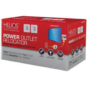 Metra Home Theater Relocation Power Kit (AS-PWRLOCATE)