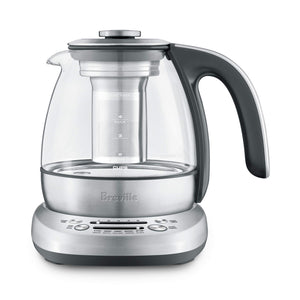 Breville BTM500 Smart Tea Infuser Compact, Brushed Stainless Steel Ez Store USA