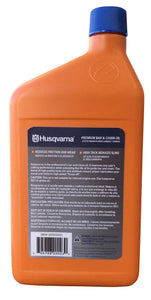 Husqvarna 610000023 Bar & Chain Oil, Quart 1