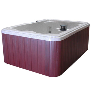 QCA Spas Model 1 North Star Hot Tub, 80.5 by 56.5 by 30-Inch, SIERRA