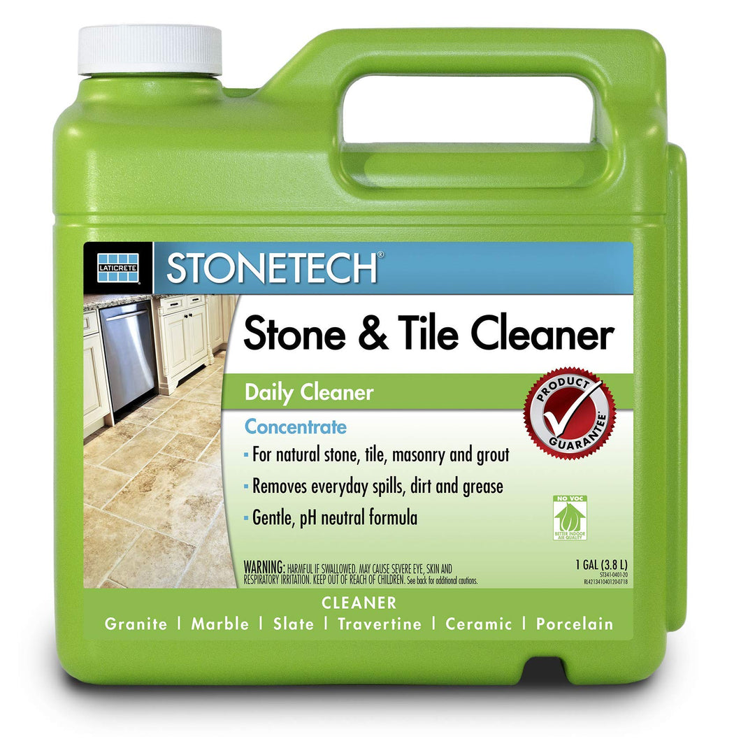 StoneTech All-Purpose Daily Cleaner for Stone & Tile, 1-Gallon (3.785L) 1 Gallon
