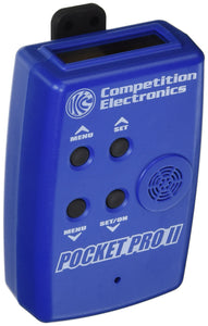 Competition Electronics Pocket Pro II Timer CEI-4700 Blue 3.0 Inches