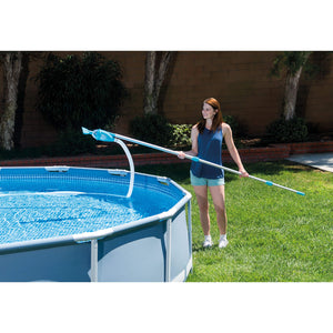 Intex 28003E Deluxe Maintenance Kit for Above Ground Pools, 1, Blue