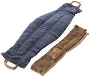 Spa Comforts Back Belt Blue and Brown Ez Store USA