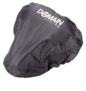 Domain Cycling Waterproof Bike Seat Rain Cover, Protective Water Resistant Bicycle Saddle Cover