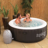 Bestway SaluSpa Miami Inflatable Hot Tub, 4-Person AirJet Spa