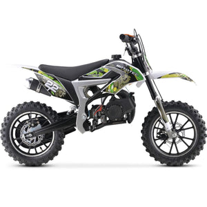 Demon Dirt Bike 50cc Green