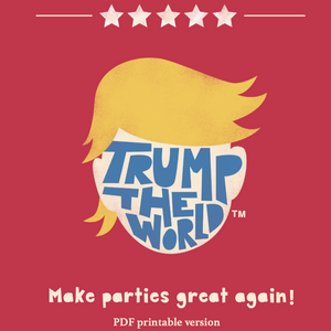 Trump The World® | The Card Game - Trump The World
