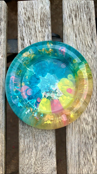"Pastel themed ""Petri Dish"" Ashtray - Pressbe Workshop"
