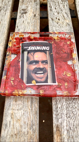 """The Shining"" Coaster - Pressbe Workshop"