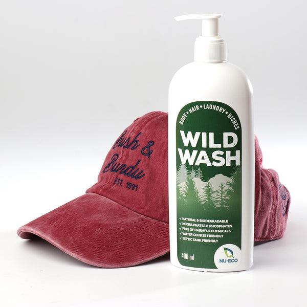 Wild Wash & Red Cap Combo