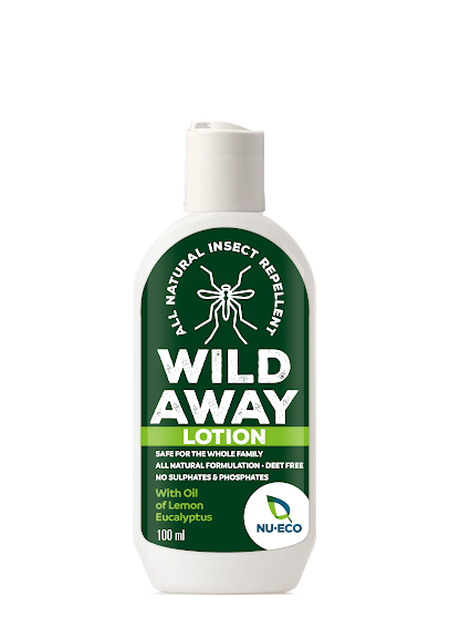Wild Away Lotion