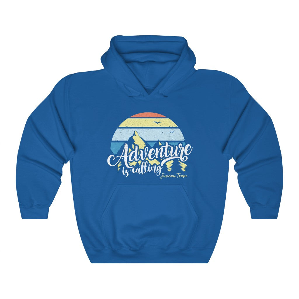 Adventure is Calling Men's Hoodie
